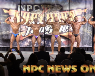 2020 NPC Southern Muscle Men's  Bodybuilding Finals