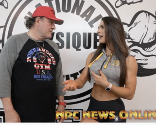 2020 Road To The Olympia Interview with the reigning, defending 2019 IFBB Pro League Olympia Bikini Champion Isa Pecini