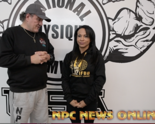 Adela Garcia Will Not Be Competing At the 2020 Olympia: See Exclusive Interview With J.M. Manion.
