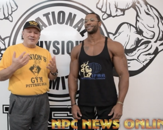 2020 Road To The Olympia: with IFBB Pro League Mr.Olympia Men's Physique Champion Raymont Edmonds