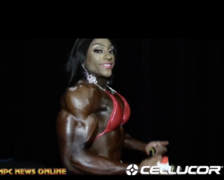 2020 @mrolympiallc Ms. Olympia Backstage Video Pt.1