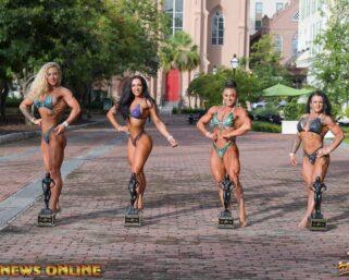 2020 NPC Junior USA Friday Women's Overall Champions Photo shoot by J.M. Manion