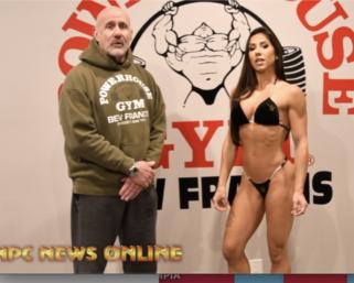 NPC, @ifbb_pro_league Bikini Posing Tips Video featuring 2x Bikini @mrolympiallc Champion @angelicaht & NPC @ifbb_pro_league @mrolympiallc Head Judge Steve Weinberger