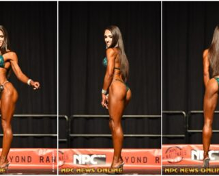 2019 NPC Junior National ChampionshipsBikini Overall Jennifer St.Peter