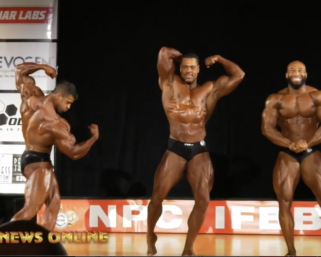 2019 IFBB Pittsburgh Pro: Classic Physique Finals Video: 2021 Contest Info