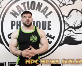 Road To The NPC Pittsburgh 2021 –  NPC Bodybuilder Eleazar Miller The Thing I WIsh I Knew