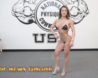 Road To The IFBB Pittsburgh Pro 2021 – Krystal Monteiro Posing Video