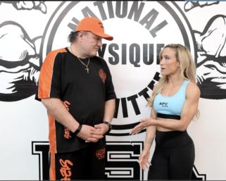 Road To The IFBB Pittsburgh Pro 2021 – Jessica Koston