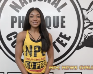 Road To The IFBB Pittsburgh Pro: Michelle Simmons Thing I Wish I Knew