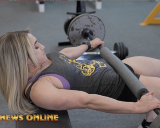 Road To The 2021 IFBB Pittsburgh Pro  : Devyn Cambre Training