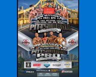 2021 NPC/IFBB Pittsburgh Championships