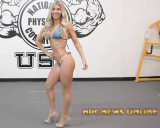 Road To The NPC Pittsburgh 2021 – Jessica Smith Posing