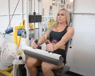 Road To The IFBB Pittsburgh Pro 2021 – Amanda Rezende Training