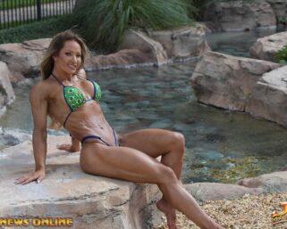 Bikini Beach Bodies-First Ever IFBB Wellness Olympia Champion Francielle Mattos Photos Part 1