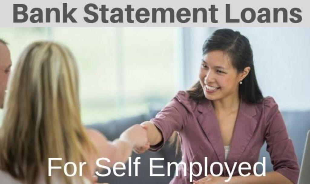 Bank Statement Mortgage California