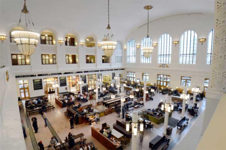 Crawford Union Station Great Hall
