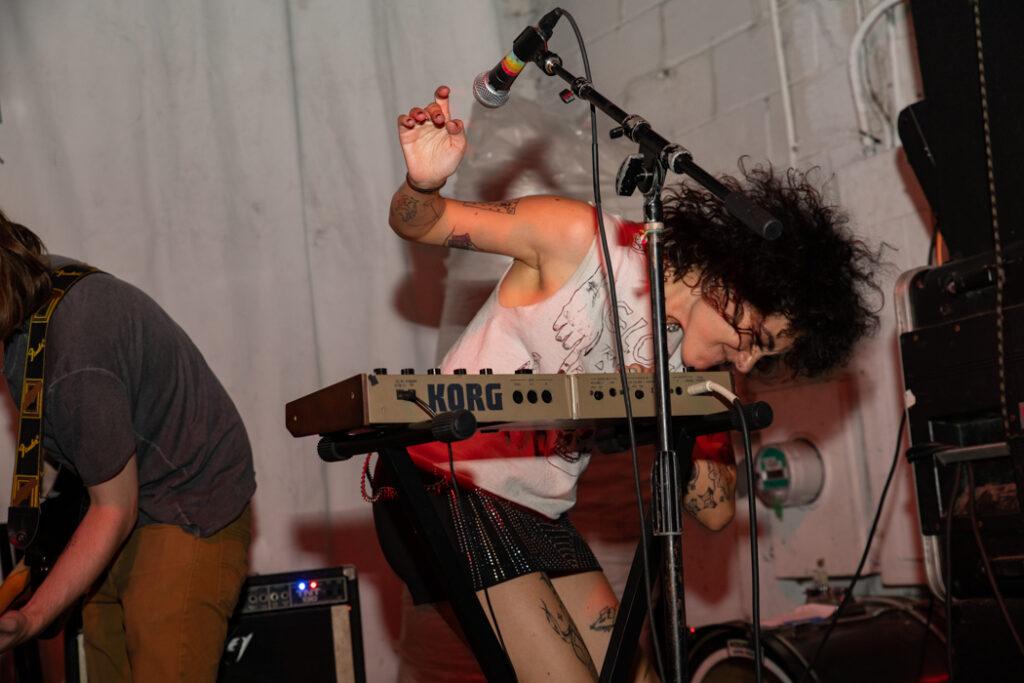 Spite Fuxxx performing at Rubulad