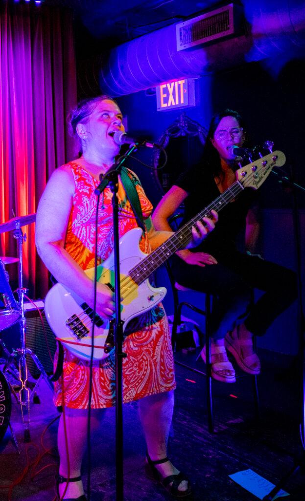 Creek & Kills performing at Parkside Lounge