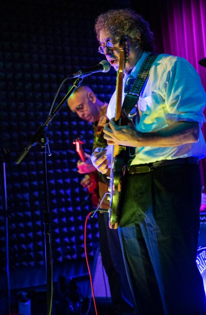 Elgin Marbles performing at Parkside Lounge