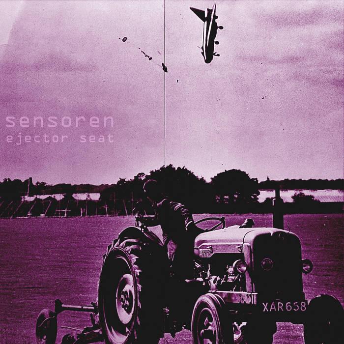 Sensoren- Ejector Seat cover art