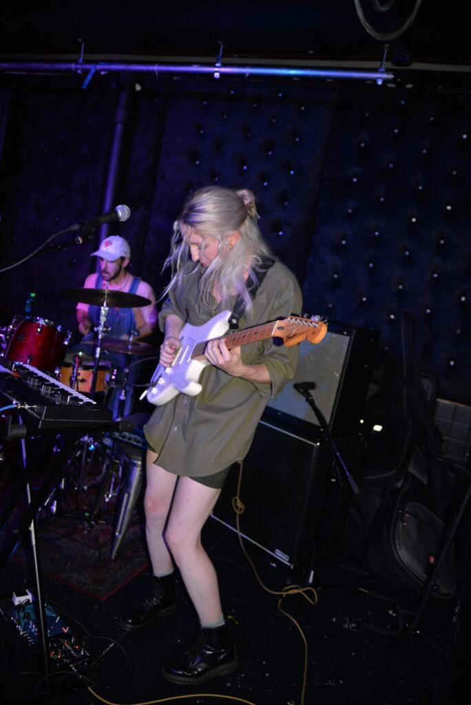 Colatura performing