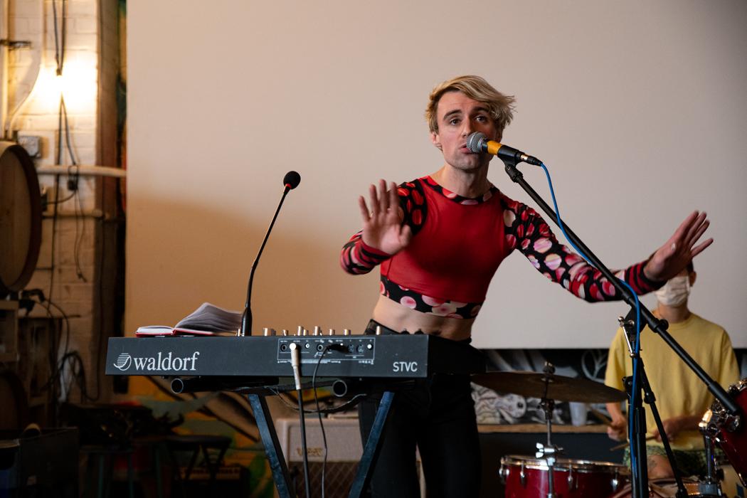 Acrylic Gesso performing