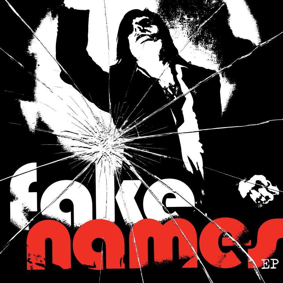 Fake Names EP cover