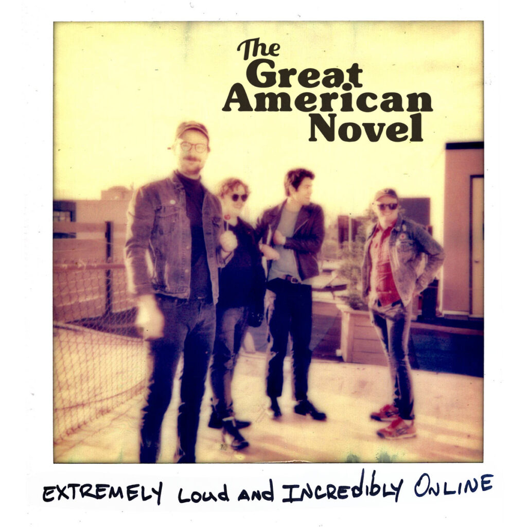 the Great American Novel album cover