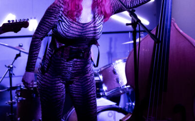 Screamin' Rebel Angels, The Whores, Seth Kessel @ Our Wicked Lady