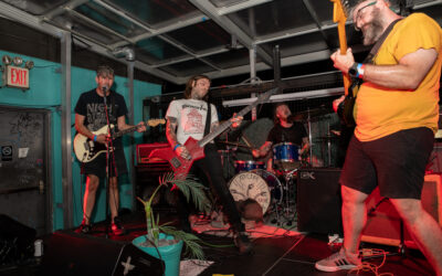 The Wilful Boys, Night Children, Choked Up, Sub Rosa, Penny @ Our Wicked Lady
