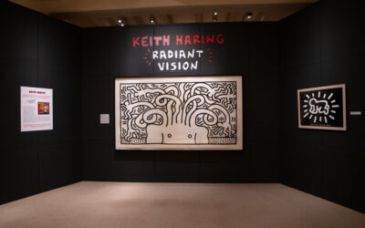Keith Haring: Radiant Vision @ Fenimore Art Museum