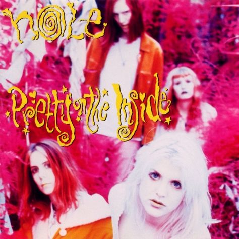 Hole- Pretty On The Inside album cover