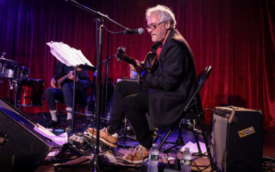 Marc Ribot's Ceramic Dog & The Messthetics @ The Bell House