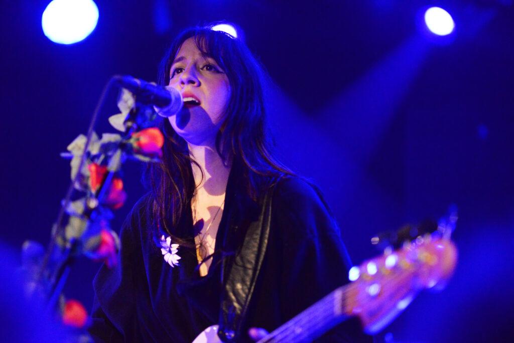 UV TV performing