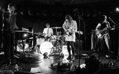Activity, Parlor Walls @ Mercury Lounge