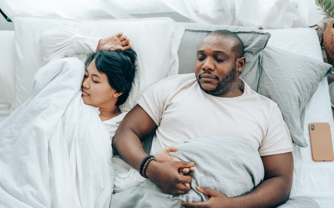 The Connection Between Sleep & Mental Health