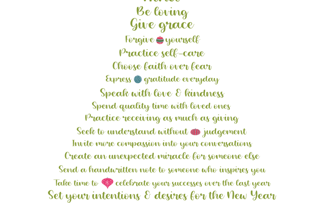Wishing You a Happy Holiday Season from Creative Counseling Center