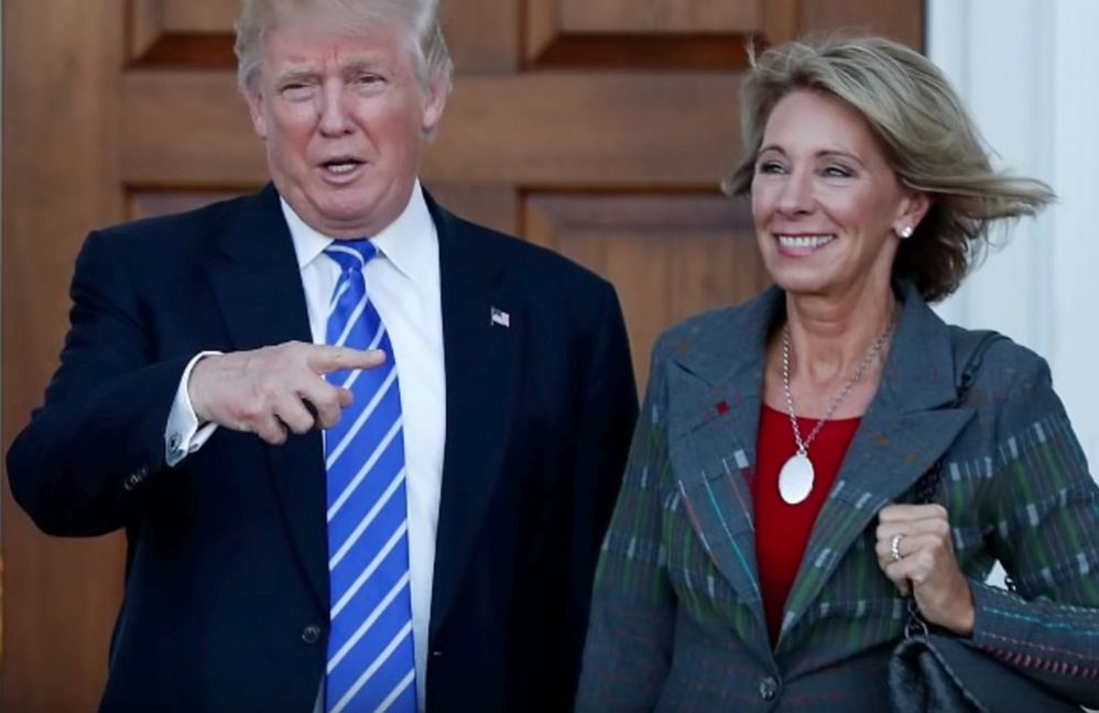 The Betsy DeVos Nomination Bodes Well For Parents' Involvement In Education