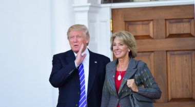 Trump's Administration Can Dramatically Improve American Education