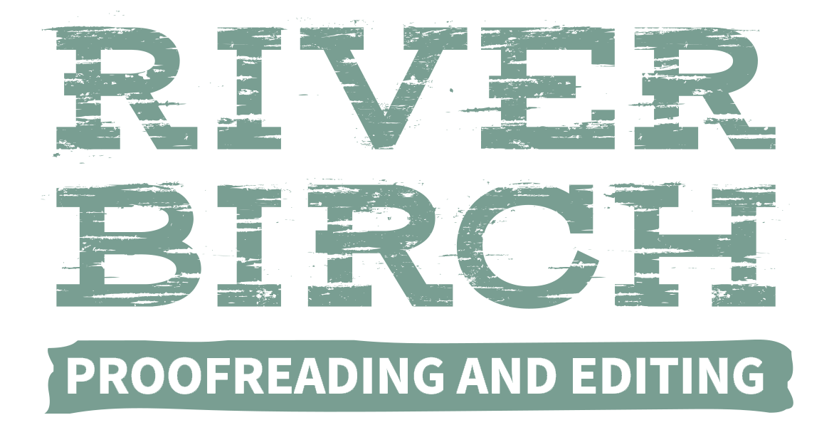 River Birch Proofreading