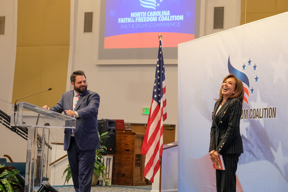 Faith and Freedom Conference