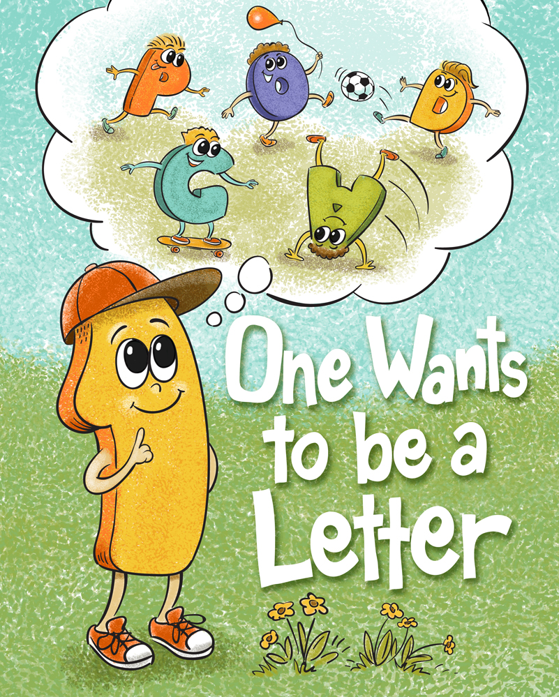 One Wants to be a Letter