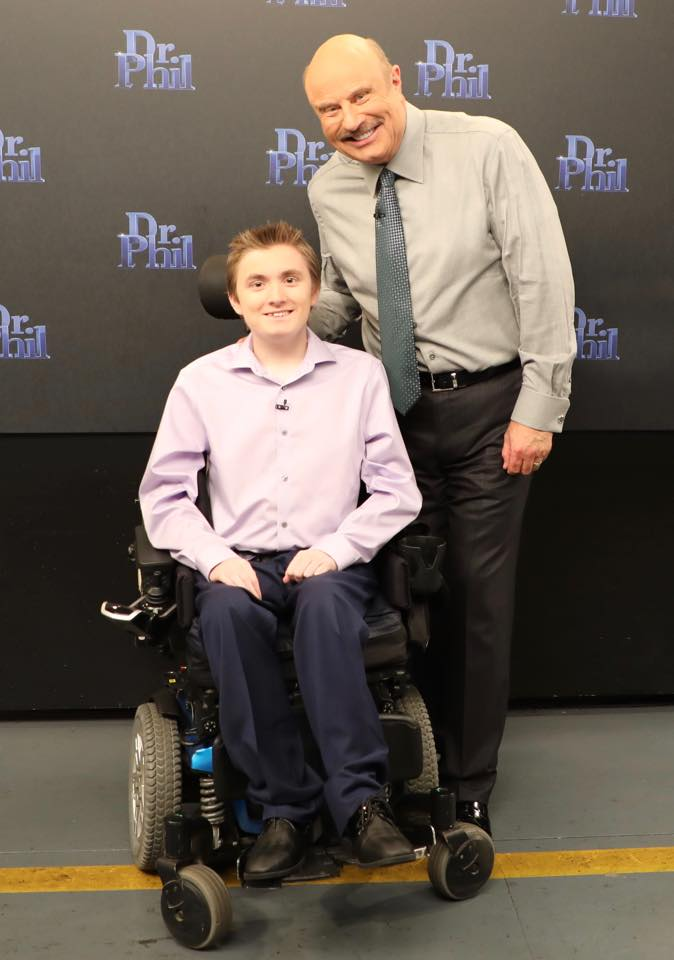 Dr. Phil and Jake