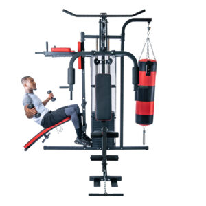 Fit4home TF-7005 Multi Gym Red
