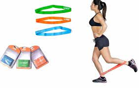 Liveup Aerobic Exercise Loop Band – LS3650