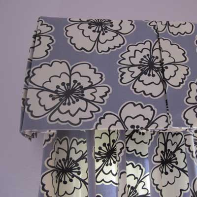 Flower Print Curtains