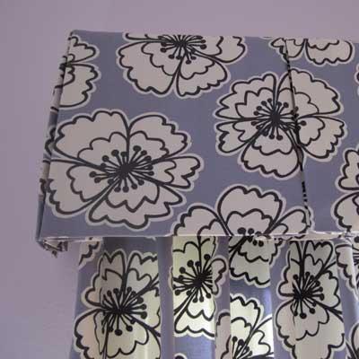 Flower Print Curtains
