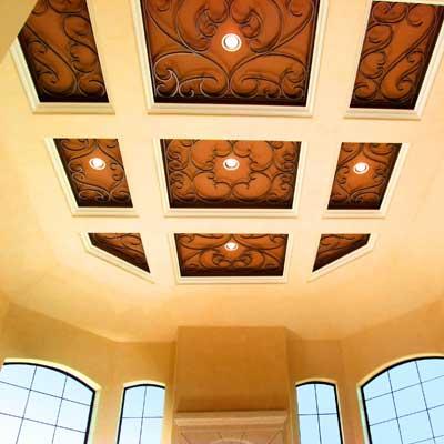 Ceiling Tableaux