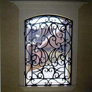 Window Grate
