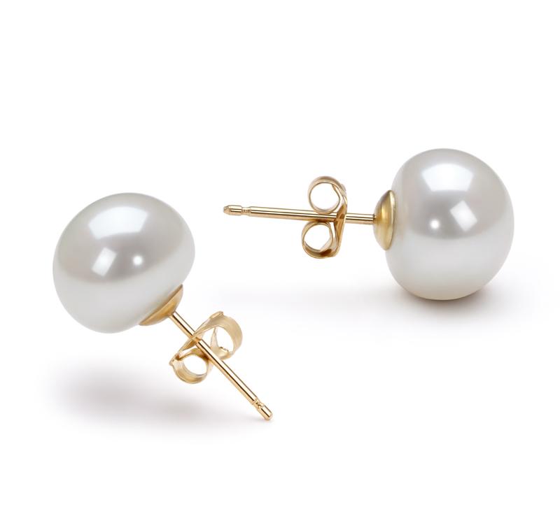 South Sea Pearl Earrings for Sale